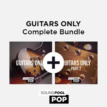 Guitars Only - Complete Bundle