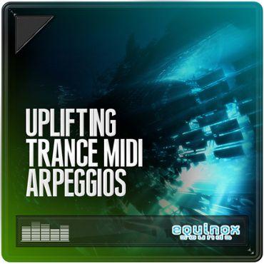 Uplifting Trance MIDI Arpeggios
