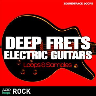 Deep Frets Electric Guitar