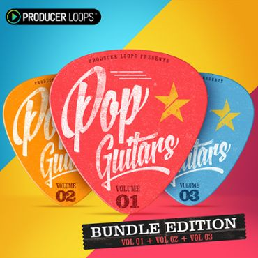 Pop Guitars Bundle (Vols 1-3)