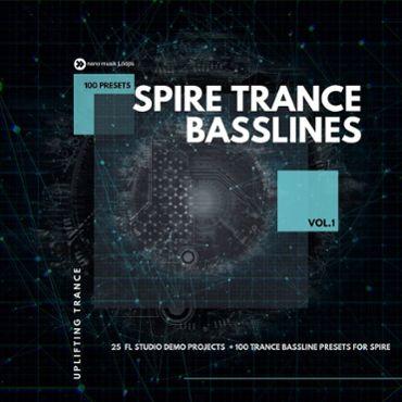 Spire Trance Basslines Vol 1