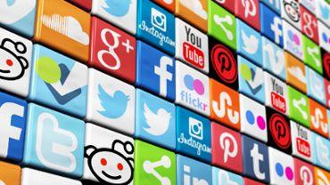 Social Media Wall