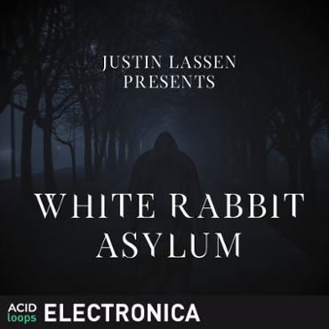 Justin Lassen Presents - White Rabbit Asylum Vol. 1