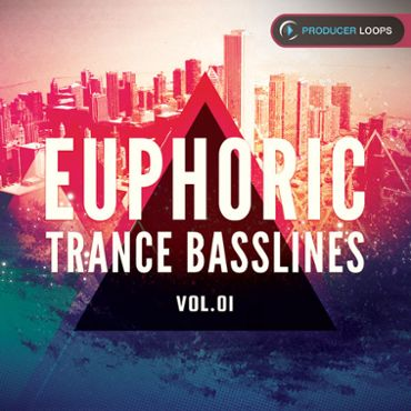 Euphoric Trance Basslines Vol 1
