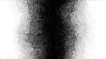 Cg Black Ink On White Background