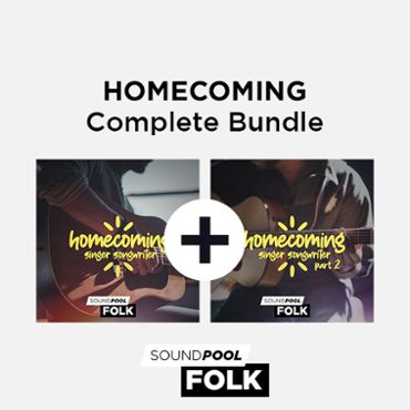 Homecoming - Singer Songwriter - Complete Bundle