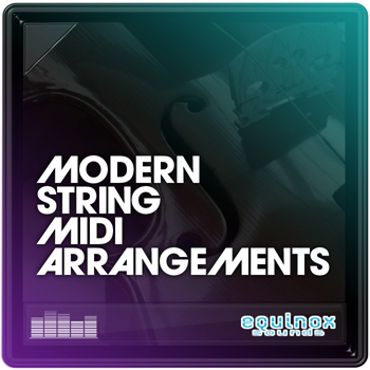 Modern String MIDI Arrangements