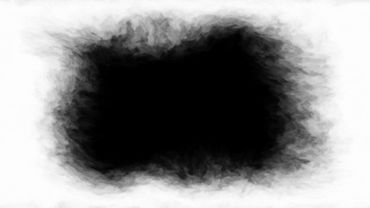 Cg Black Ink On White Background