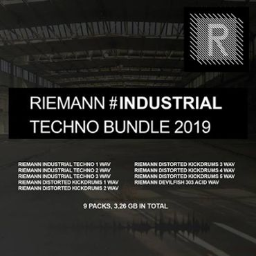 Industrial Techno Bundle 2019