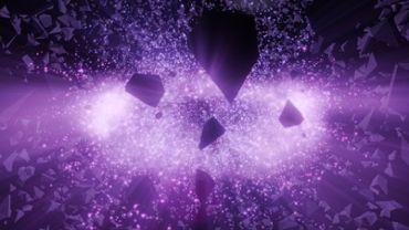 Shattered Violet