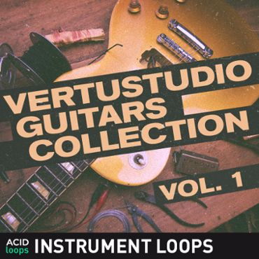 VertuStudio Guitars Vol. 1