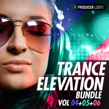 Trance Elevation Bundle (Vols 4-6)