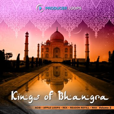 Kings of Bhangra Vol 2