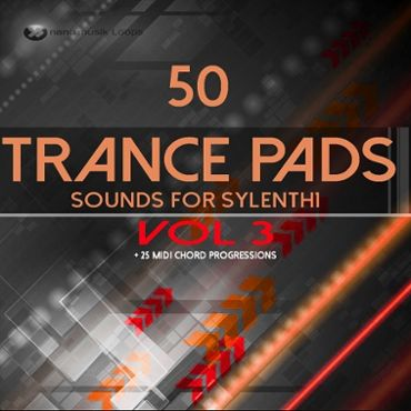 50 Trance Pads: Sounds for Sylenth Vol 3