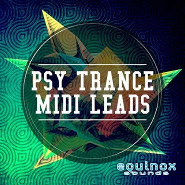 Psy Trance MIDI Leads