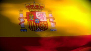 HD Flag Spain