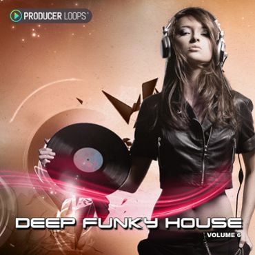 Deep Funky House Vol 6
