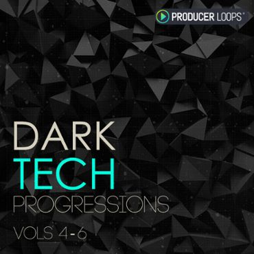 Dark Tech Progressions Bundle (Vols 4-6)