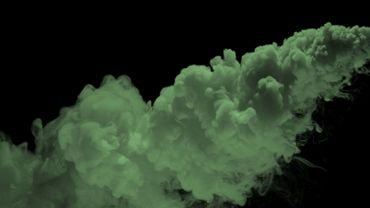 Flowing Green Smoke