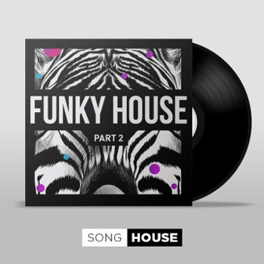Funky House - Part 2 - instrumental