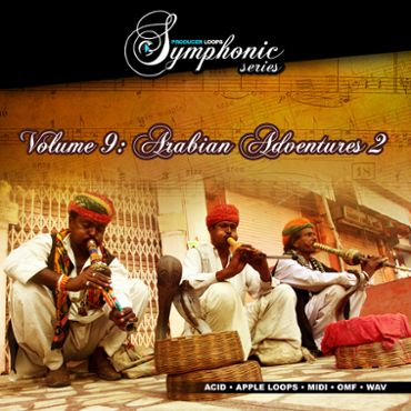 Symphonic Series Vol 9: Arabian Adventures 2