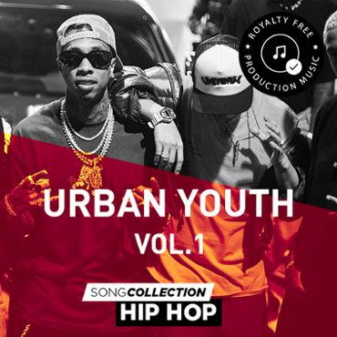 Urban Youth Vol. 1 - Royalty Free Production Music