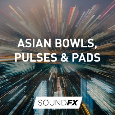 Asian Bowls, Pulses & Pads