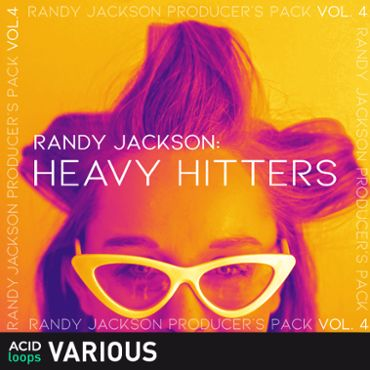 Randy Jackson Producer's Pack 4 - Heavy Hitters