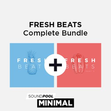 Minimal - Fresh Beats - Complete Bundle