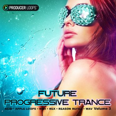 Future Progressive Trance Vol 3