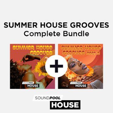 Summer House Groove - Complete Bundle