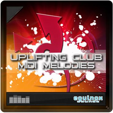 Uplifting Club MIDI Melodies