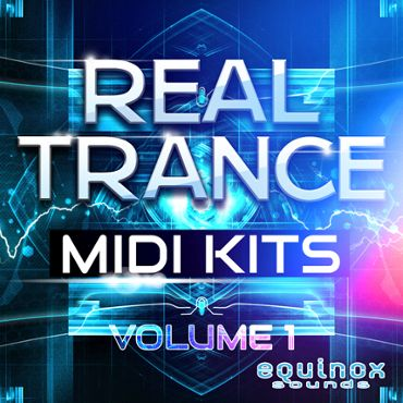 Real Trance MIDI Kits Vol 1