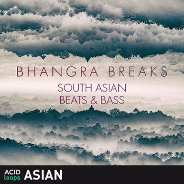 Bhangra Breaks - South Asian Beats & Bass
