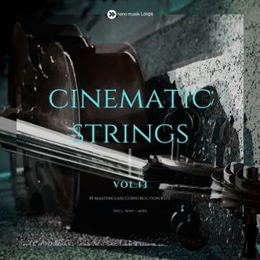 Cinematic Strings Vol 13