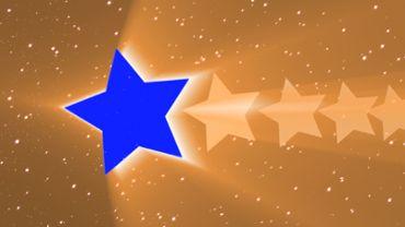star screen animation