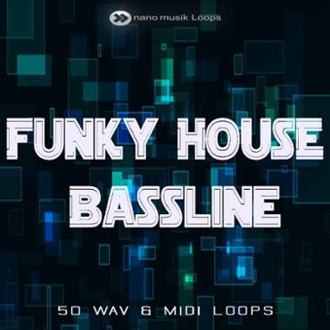 Funky House Bassline