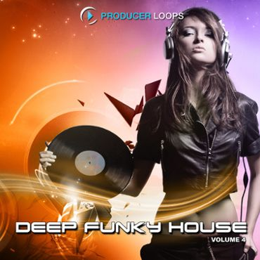 Deep Funky House Vol 4