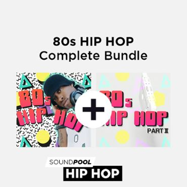 80s Hip Hop - Complete Bundle