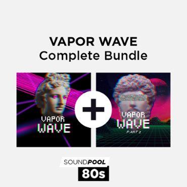 80s - Vaporwave - Complete Bundle
