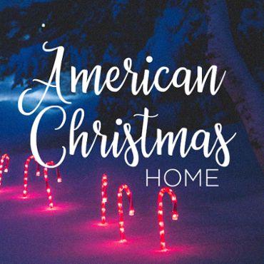 American Christmas - Home