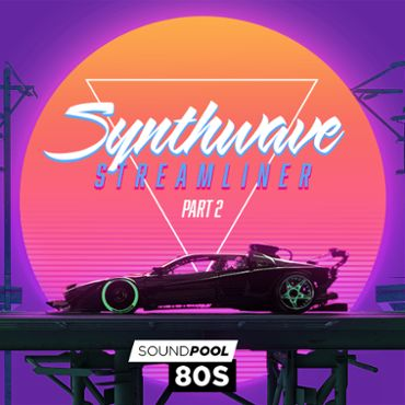 Synthwave - Streamliner - Part 2