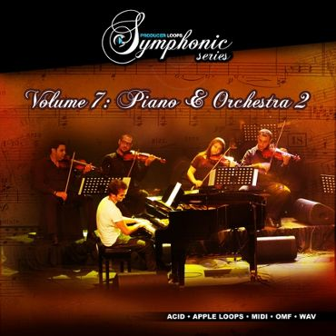 Symphonic Series Vol 7: Piano & Orchestra 2