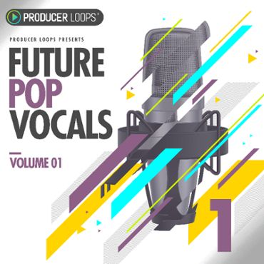 Future Pop Vocals Vol 1