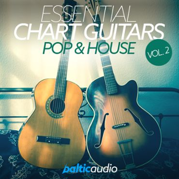 Essential Chart Guitars Vol 2: Pop & House