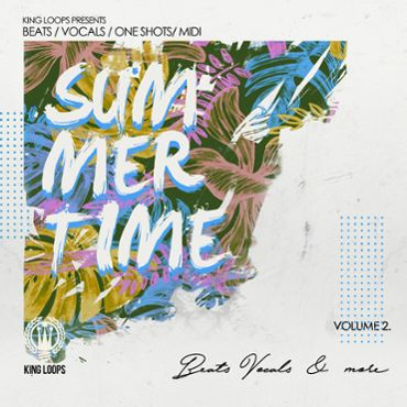 Summertime - Beats & Vocals Vol 2