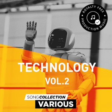 Technology Vol. 2 - Royalty Free Production Music