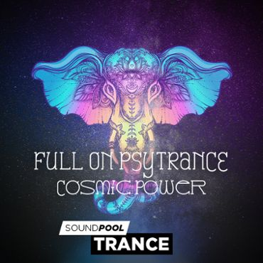 Full on Psytrance - Cosmic Power