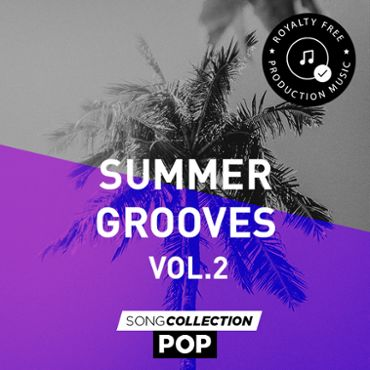 Summer Grooves Vol. 2 - Royalty Free Production Music