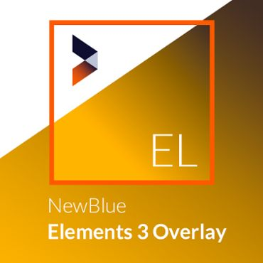 NewBlue Elements 3 Overlay